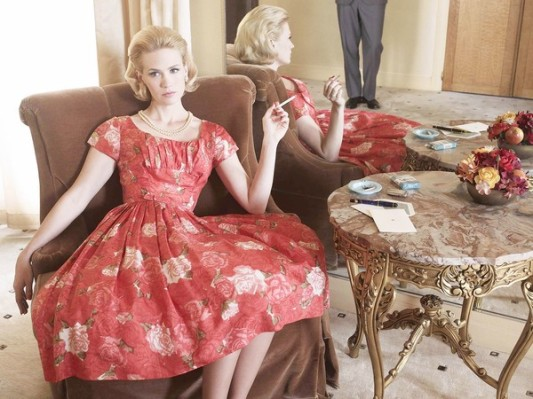 """Mad Men's"" January Jones."