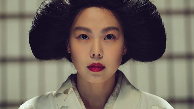 Kim Min-Hee, The Handmaiden. Park Chan-wook, Yoho Film.
